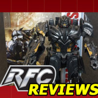 Transformers The Last Knight Premier Edition Voyager Megatron Review