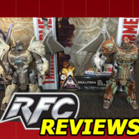 Mission to Cybertron Skullitron and Steelbane Review