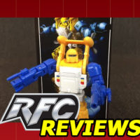 Fans Toys FT-27 Spindrift (Not Masterpiece Seaspray) Review