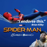 Happy Day in Wilkes – 040: Brian reviews Spider-Man Homecoming