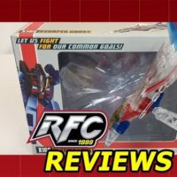 DX9 X16G Usurper Ghost War in Pocket (Ghost Starscream) Review