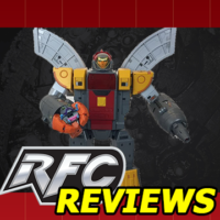 Fans Toys FT 20 Terminus Giganticus (Transformers Masterpiece Omega Supreme) Review