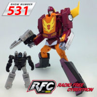 Radio Free Cybertron – 531: Is it like Dragonball Super, but with Transformers?