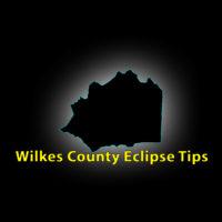 Happy Daily 3: Wilkes County Eclipse Tips