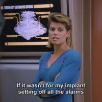 "Superhero Time Presents: That One Episode Of Star Trek ""Legacy"""