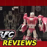 HasCon Exclusive Titans Return Arcee Review
