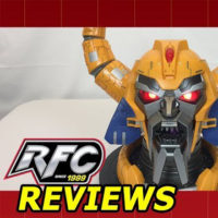 Boss Legend Cosmos Dominator (Transformers Unicron Head) Review