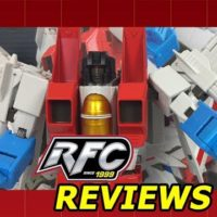 Maketoys MTRM-11 Meteor (Transformers Masterpiece Starscream) Review