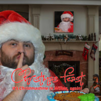 Brian's 2017 Christmas Album: Christmas Feast. It's Christmastime in Wilkes, Again!