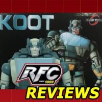Fans Toys FT-22 Koot (Not Masterpiece Kup) Review