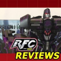 Generation Toy Tyrant (Not Masterpiece Transformers IDW Stealth Bomber Megatron) Review