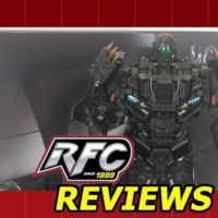 Unique Toys R-01 Peru Kill (Not Masterpiece Movie Lockdown) Review