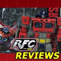 Hasbro Transformers Power of the Primes Leader Class Optimus Prime Review