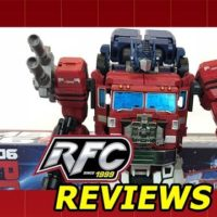 Fans Hobby MB-06 Power Baser (Not Powermaster Optimus Prime) Review