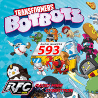 Radio Free Cybertron 593 – Oh My God, You Killed Brian!
