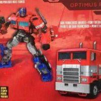 Studio Series 38 Optimus Prime