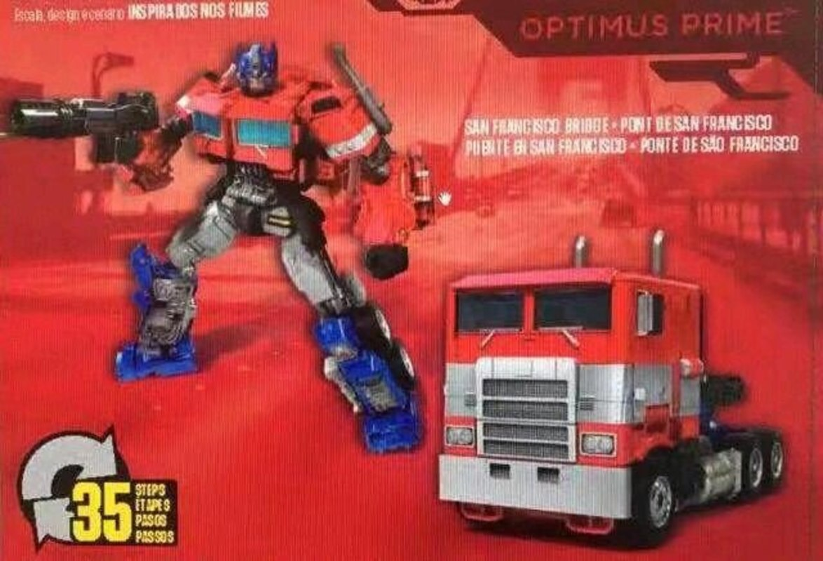 Studio Series 38 Optimus Prime